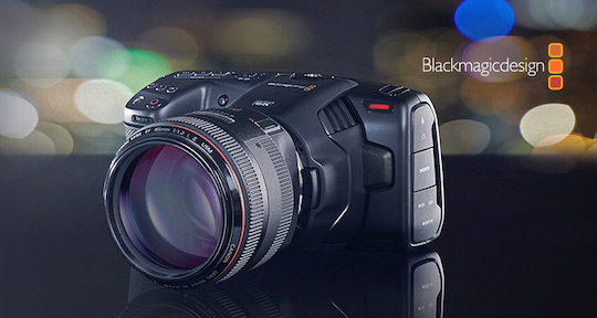 The Price Of The Blackmagic Pocket Cinema 6k Camera For Canon Ef Ef S Mount Dropped By 500 Photo Rumors