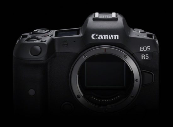 Canon EOS R5 mirrorless camera price: €4,338?