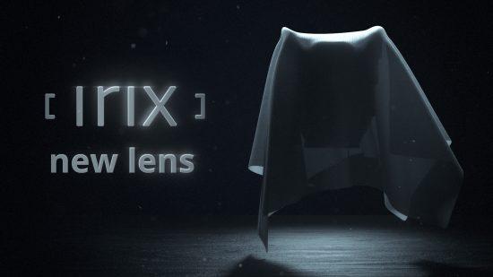 Irix is teasing a new lens