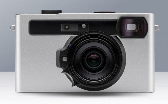 The PIXII connected digital APS-C camera with rangefinder viewfinder and Leica M-mount is coming soon