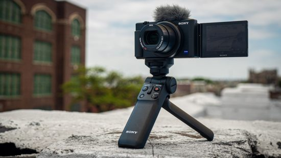 Sony ZV-1 vlog camera announced