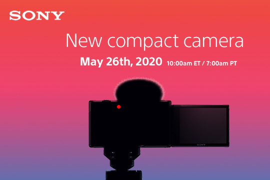 More leaked photos of the upcoming Sony ZV-1 (ZV1) vlogging camera