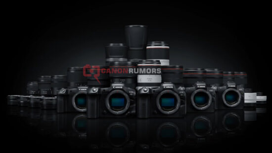 Updated list of upcoming Canon products