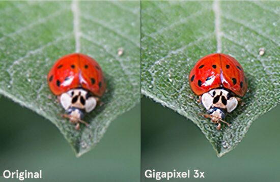 Topaz Labs released an update to Gigapixel AI (now on sale)