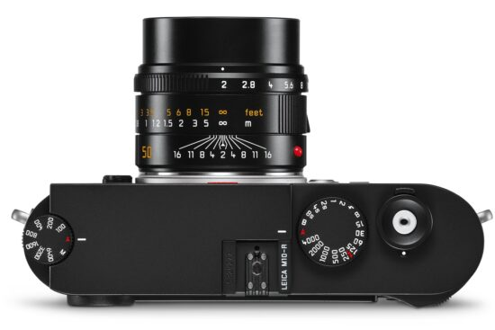 More leaked pictures of the upcoming Leica M10-R camera