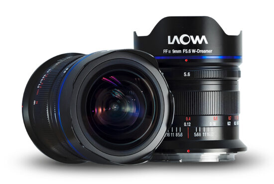 Released: Venus Optics Laowa 9mm f/5.6 FF RL ultra-wide-angle rectilinear lens for Nikon Z, Leica M/L and Sony FE mounts