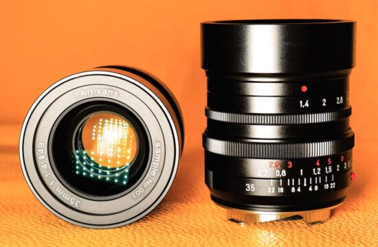 Coming soon: new 7artisans 35mm f/1.4 lens for Leica M-mount