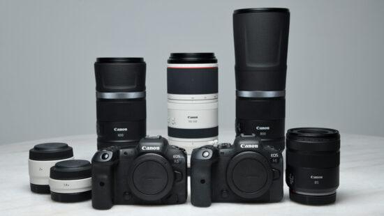 Canon's major EOS R announcement