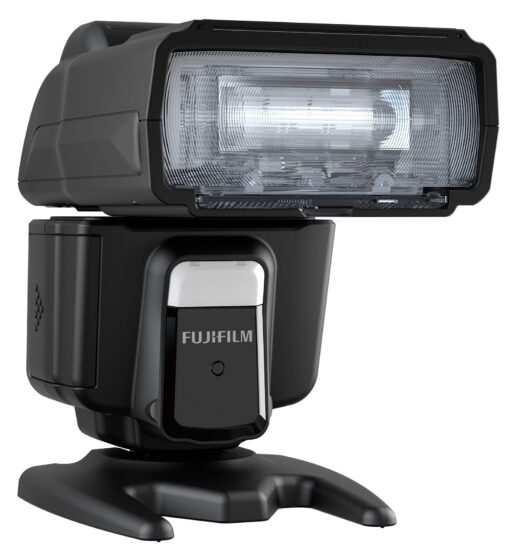 Pictures of the upcoming Fujifilm EF-60 flash leaked online
