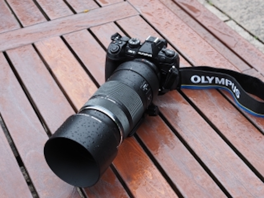 More leaked pictures of the Olympus M.Zuiko Digital ED 100-400mm f/5.0-6.3 IS lens