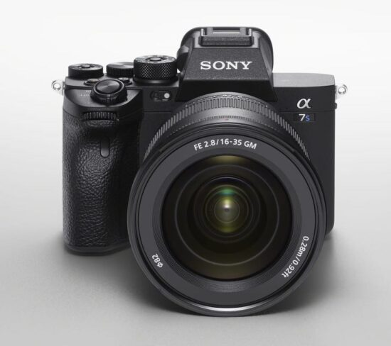 Announced: Sony Alpha a7S III mirrorless camera