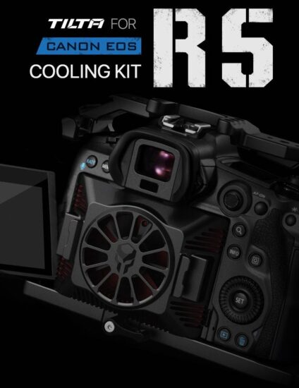 Third-party companies are already offering solutions to the Canon R5 overheating