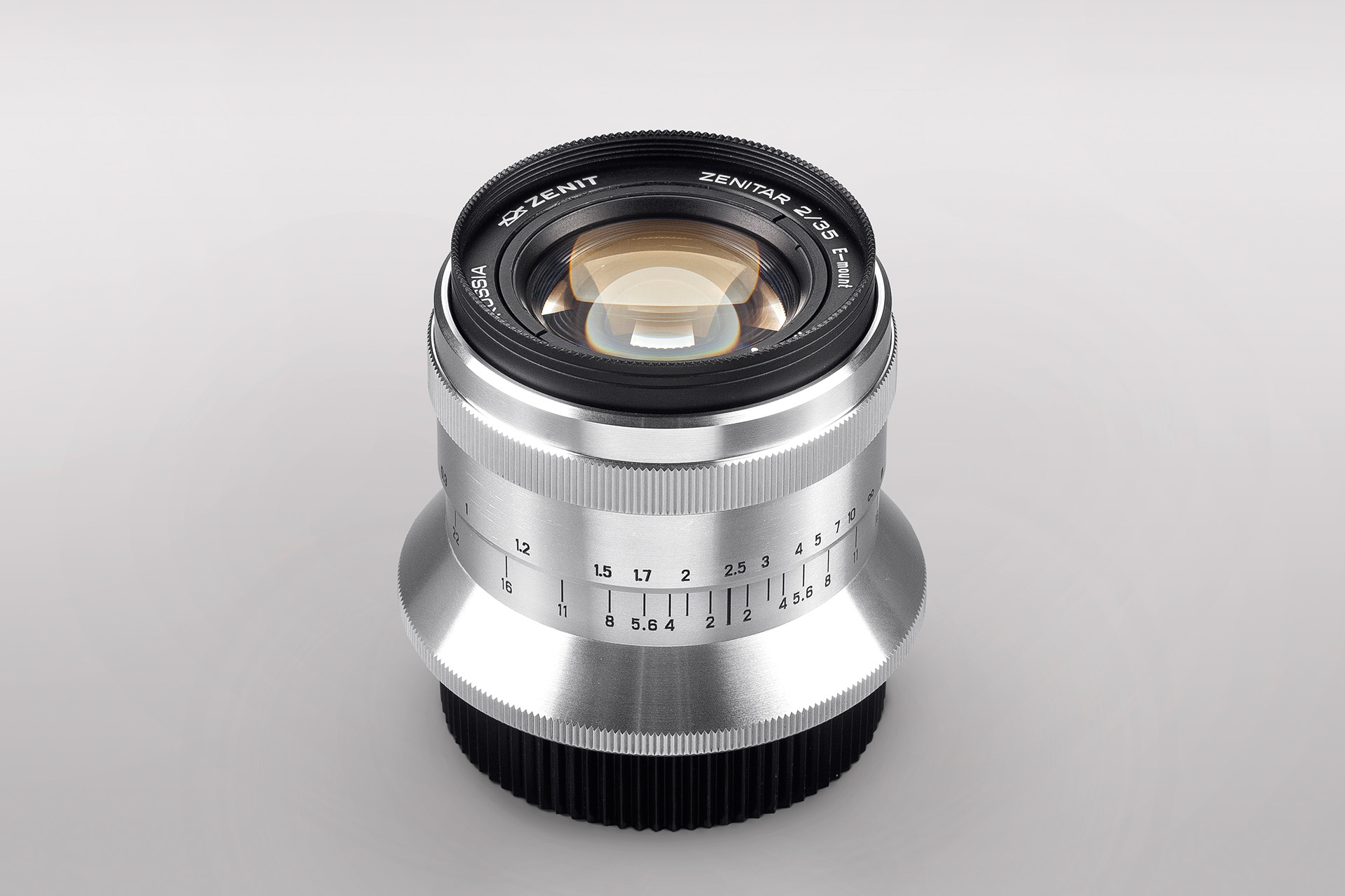 Zenit Officially Announced Their New Zenitar 35mm F 2 Lens For Sony E Mount Photo Rumors