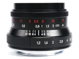 7Artisans to release a new 35mm f/1.2 Mark II mirrorless APS-C lens