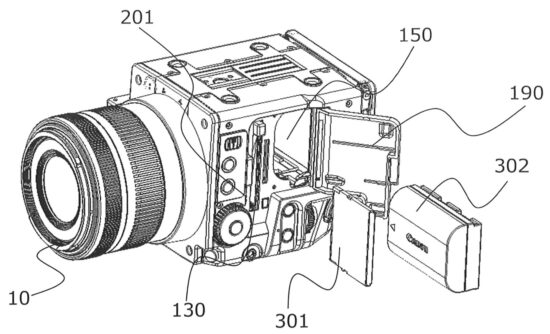 Rumored specifications of a new Canon cinema camera with RF mount