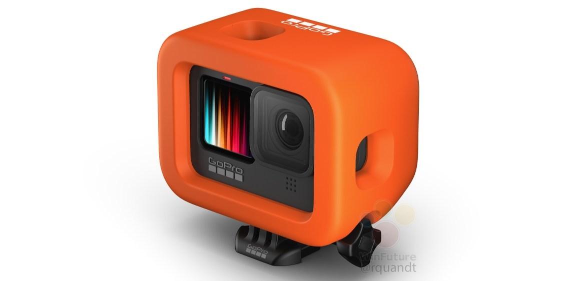 Gopro Hero 9 Camera Unboxing Video Leaked Online Photo Rumors