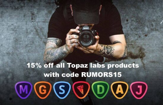 Reminder: the current Topaz deals are ending tomorrow (coupon code included)