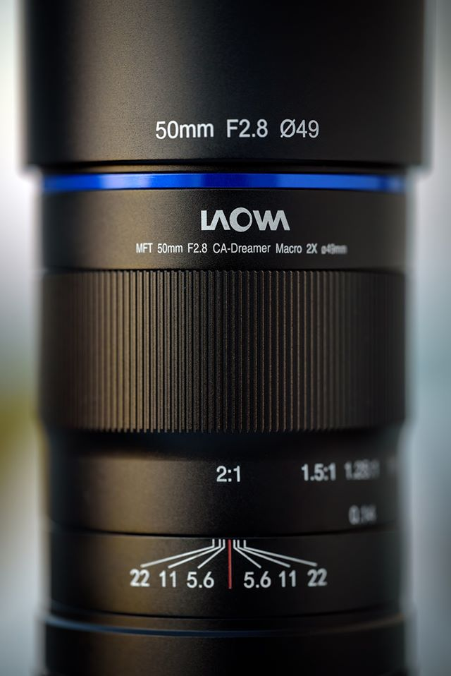 Leaked: Venus Optics to release a new Laowa 50mm f/2.8 CA-Dreamer Macro 2X MFT lens
