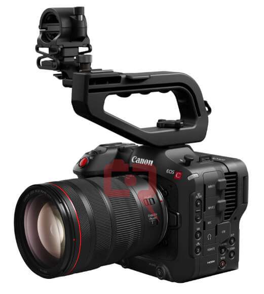 Canon Cinema EOS C70 camera specifications leaked online