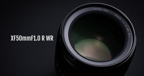 "The new Fujifilm XF 50mm f/1 R WR lens is also ""exceeding expectations"" and will be delayed"