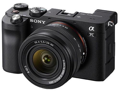 Another leaked set of Sony α7C camera pictures and specifications