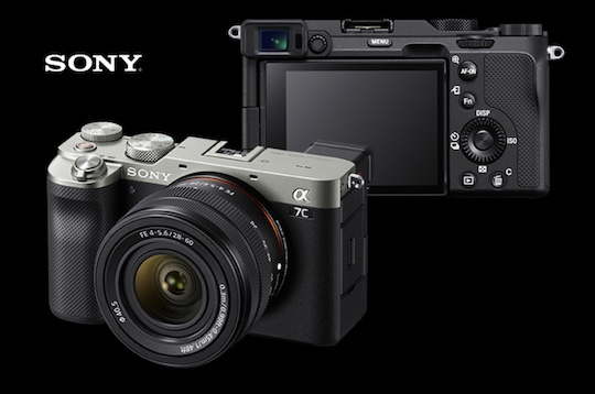 "Sony a7C additional coverage (not the ""world's smallest and lightest full-frame camera"")"