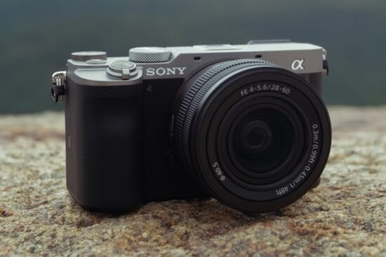 Sony announces the a7c mirrorless camera: the world's smallest & lightest full-frame camera