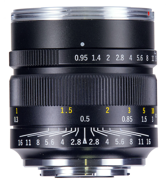 Zhong Yi Optics Mitakon 17mm f/0.95 Speedmaster lens for Micro Four Thirds announced