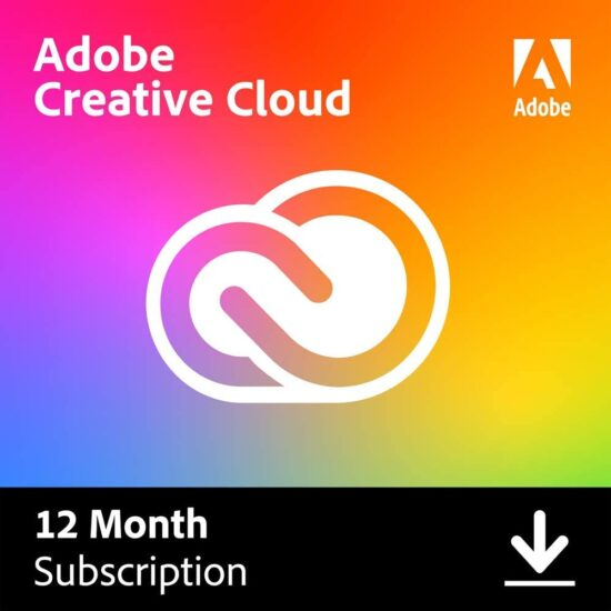 Limited time offer: Adobe Creative Cloud sale
