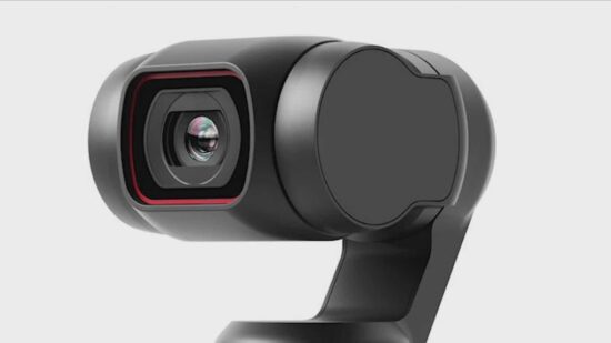 DJI Osmo Pocket 2 camera pictures leaked online