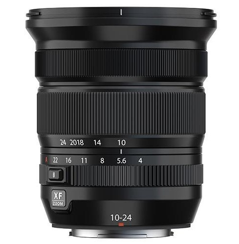 Fujifilm Fujinon XF 10-24mm f/4 R OIS WR lens leaked online (pictures and press release)