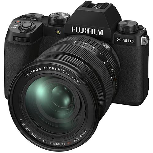 More Fujifilm X-S10 camera leaks