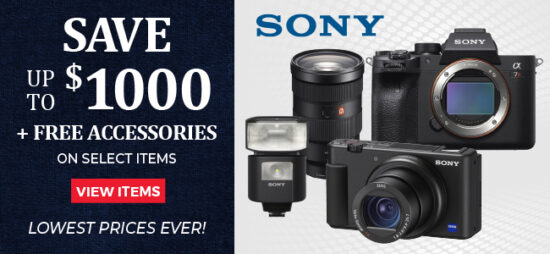 Huge Sony rebates introduced in the US