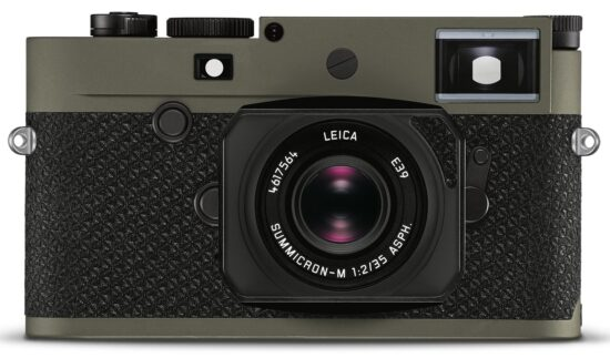 "Leica is coming up with two new cameras: M10-P ""Reporter""and M10-P ""Black Paint"""