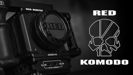 RED Komodo compact camera now available