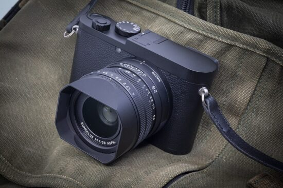 Announced: Leica Q2 Monochrom camera
