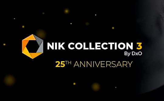 Nik Collection is 25 years old today (Nik version 3.3 released)
