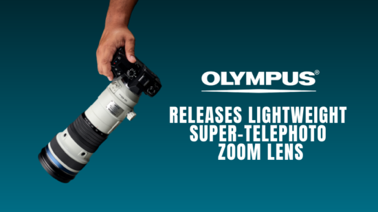 Announced: Olympus M.Zuiko Digital ED 150-400mm f/4.5 TC1.25X IS PRO lens