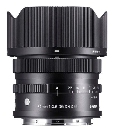 Sigma 24mm f/3.5 DG DN Contemporary