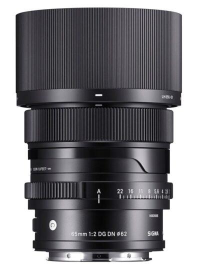 Sigma 65mm f/2 DG DN Contemporary