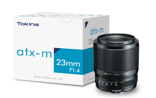 More information on the Tokina atx-m 23mm f/1.4 X and atx-m 33mm f/1.4 X lenses for Fujifilm X-mount (part 2)