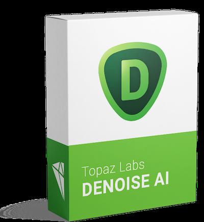 Topaz Labs DeNoise AI version 3.2 released