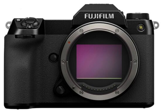 Leaked images of the Fujifilm GFX100S medium format camera and accessories