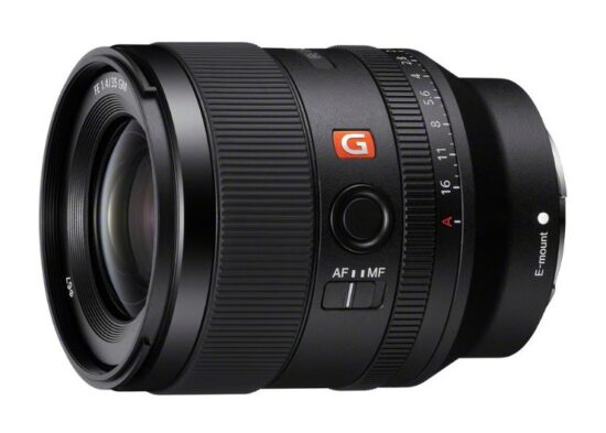 More leaked pictures of the Sony FE 35mm f/1.4 GM lens (SEL35F14 GM)