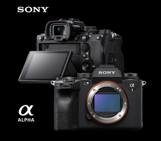 The new Sony a1 camera is now available for pre-order