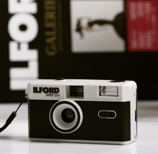 Ilford Sprite 35-II reusable 35mm film point-and-shoot camera officially announced, available for pre-order