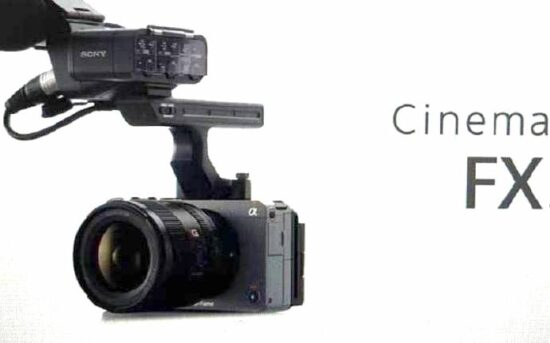 First Sony FX3 Cinema E-mount camera specifications
