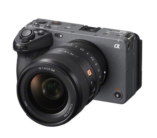 Another leaked picture of the upcoming Sony FX3 Cinema E-mount camera