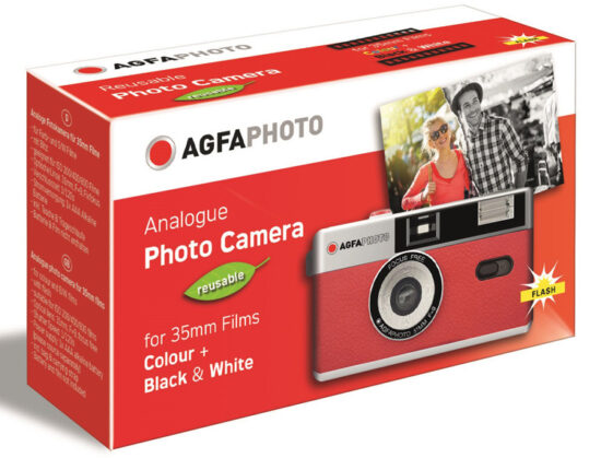 Another new 35mm reusable film point-and-shoot camera ...