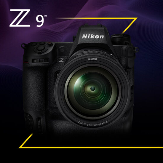 Updated rumored Nikon Z9 professional mirrorless camera specifications